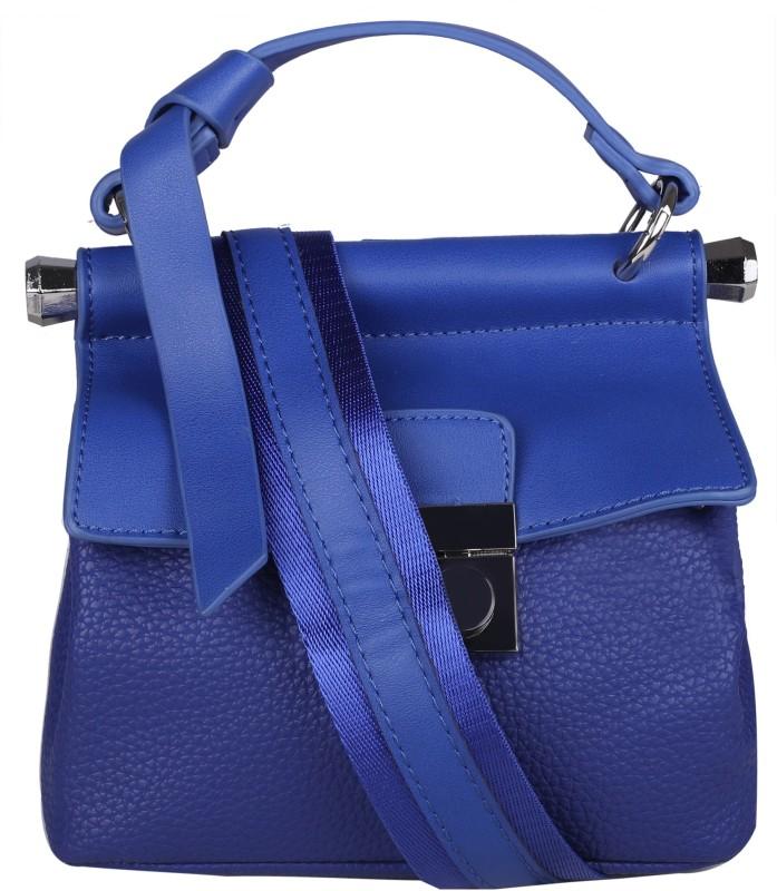 Giordano Women Blue Shoulder Bag