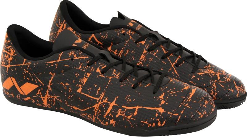 Nivia Encounter 2.0 Futsal Football Shoes For Men(Black)