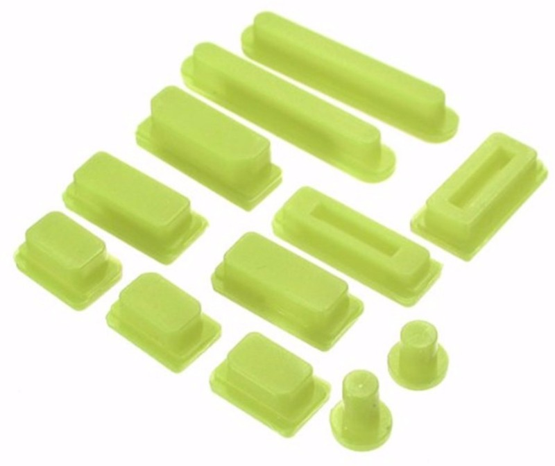 Heartly USB Green Anti-dust Plug(Laptop Pack of 1)