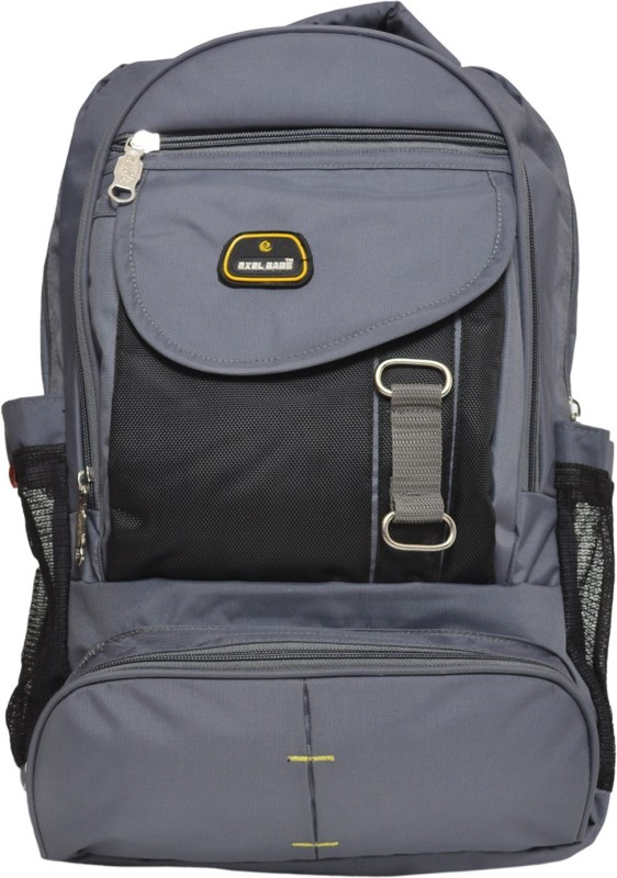Exel Bags EXBP74 30 L Backpack(Black, Grey)