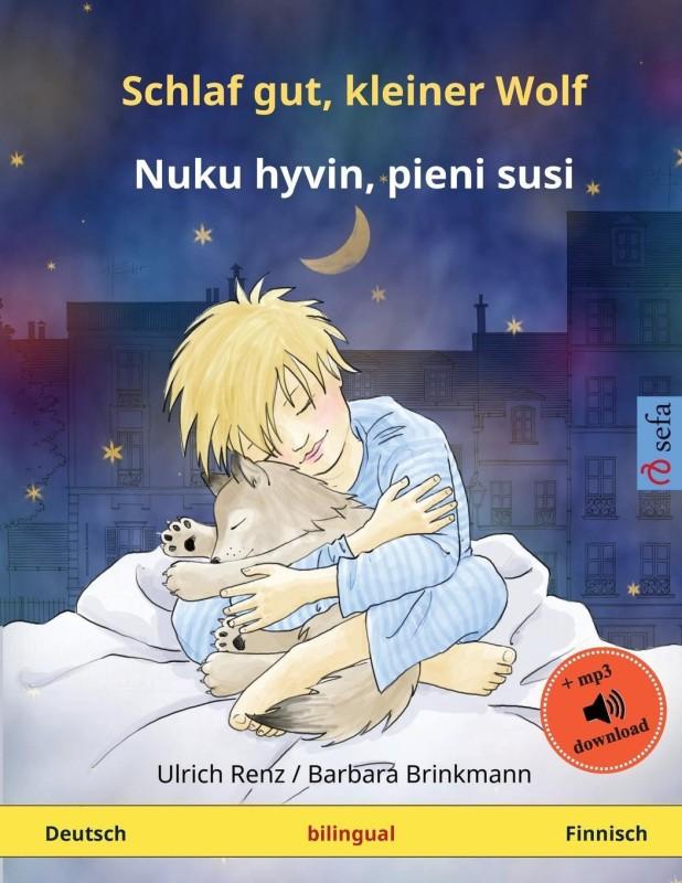 Schlaf Gut, Kleiner Wolf - Nuku Hyvin, Pieni Susi (Deutsch - Finnisch)(German, Paperback, Renz Ulrich)