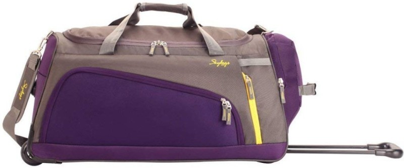 Skybags DFTHAT57GRY Travel Duffel Bag(Grey)