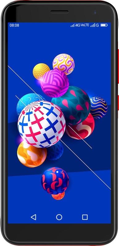 iVooMi iPro (Matte Red, 8 GB)(1 GB RAM)