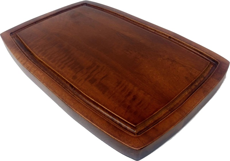 Crimson Knot Cheese Platter - Walnut Tray