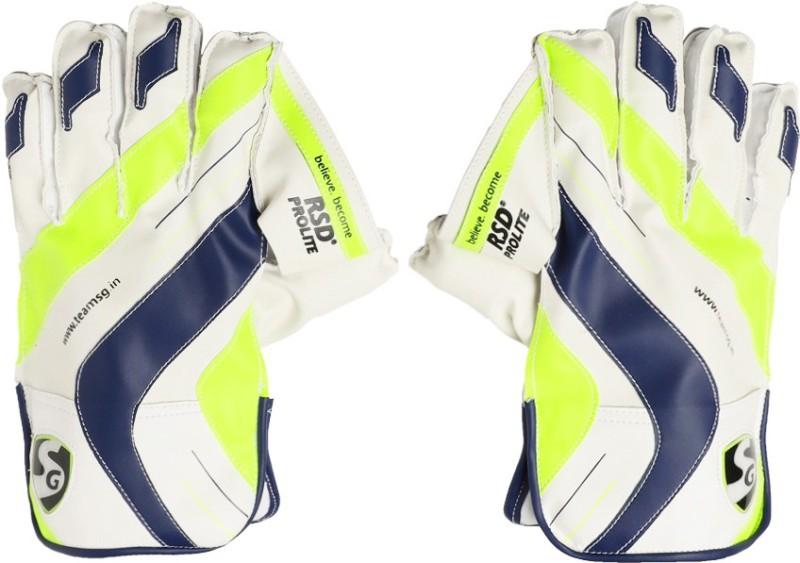SG RSD Prolite (2018) Wicket Keeping Gloves (Men, Multicolor)