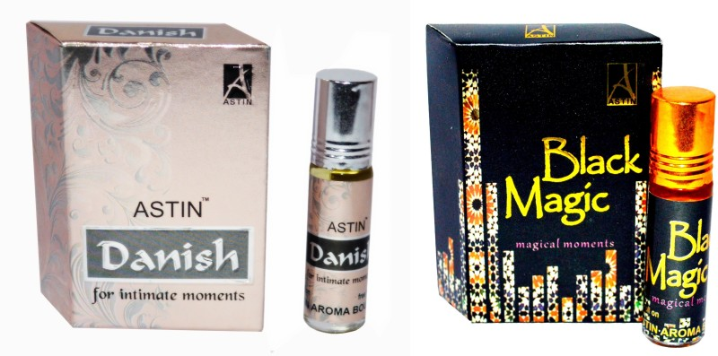 Astin Danish and Black Magic UAE Edition Perfume - 12 ml(For Men & Women)