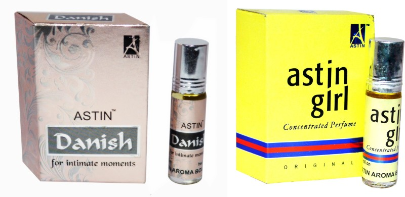Astin Girl special and Danish UAE Edition Perfume - 12 ml(For Men & Women)