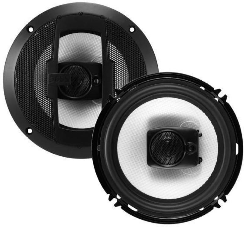 Boss Audio R63 Riot 6.5 3-Way 300W Full Range Speaker Full Range 6.5 3-Way Speaker Pair R63 Coaxial Car Speaker(300 W)