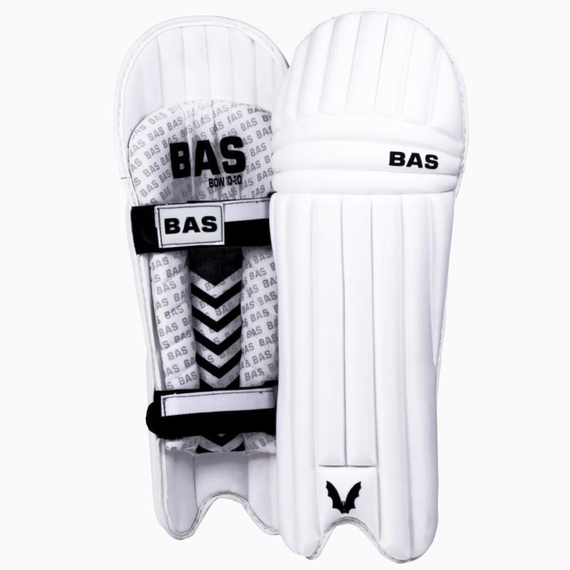 BAS Vampire 20/20 BATTING PADS Cricket Thigh Guard(Mens, White)