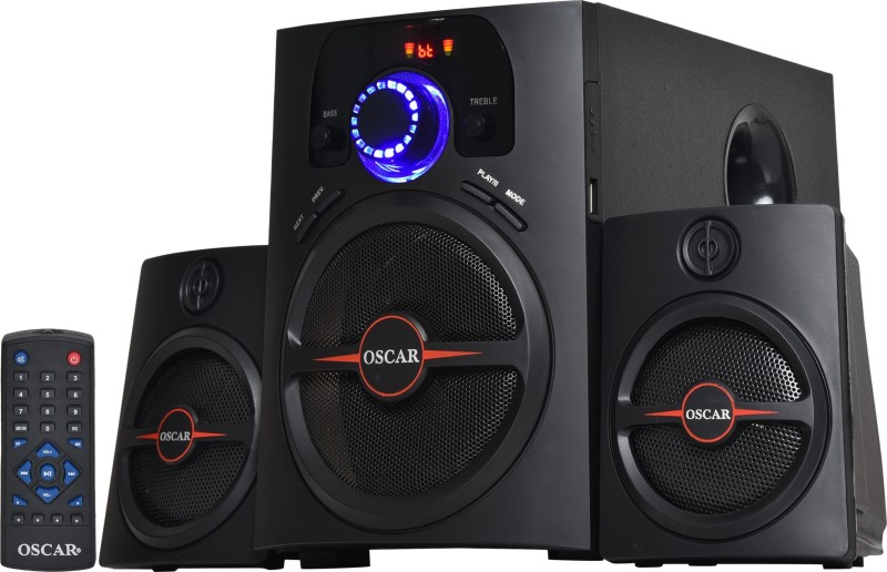 Oscar OSC2141BT 2.1 Channel 10W Digital Bluetooth Home Theater System 2.1 Home Cinema(Multimedia Home Theatre System)