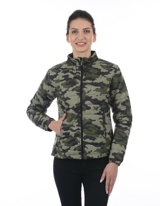 Pepe Jeans Full Sleeve Printed Women Jacket