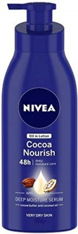 Nivea Cocoa Nourish Oil in Lotion(200 ml)