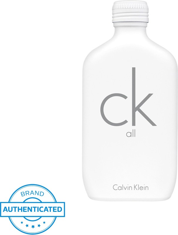 Calvin Klein All Eau de Toilette - 50 ml(For Men & Women)