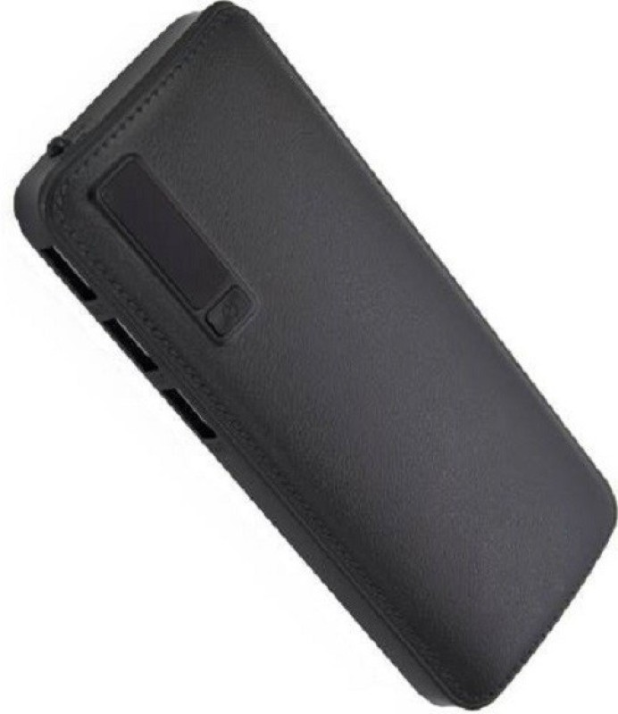 pomics 15000 Power Bank (ajay, portable battery charger)(Black, Lithium-ion)