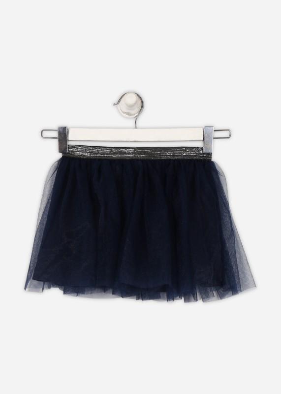 612 League Self Design Girls Skorts Blue Skirt