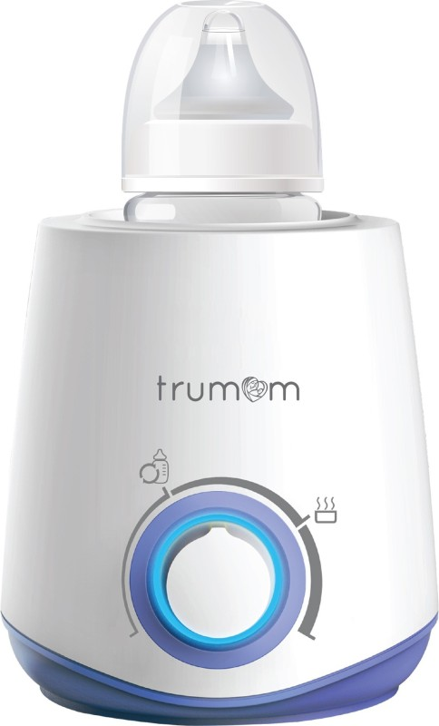Trumom (USA) Electric Feeding Advance Bottle Warmer for babies milk - 1 Slots(Blue)
