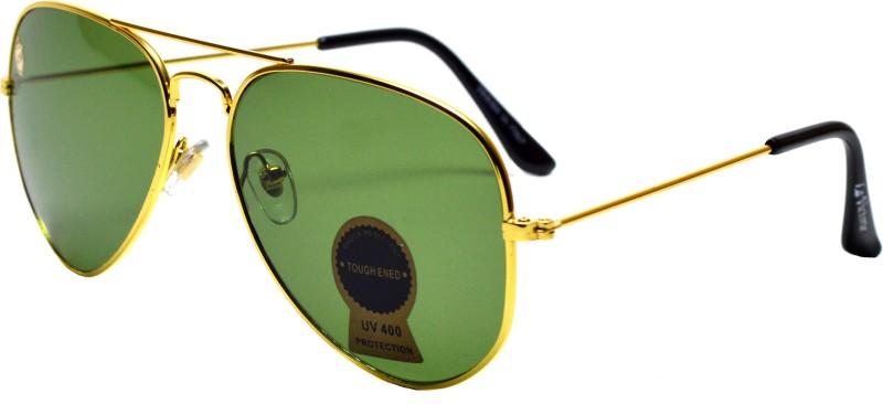 la victorie Aviator Sunglasses(Green)