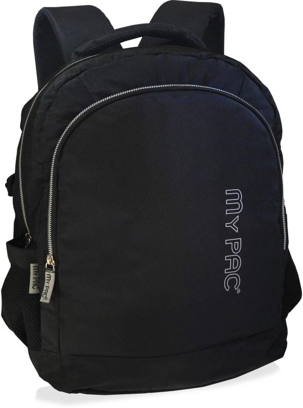 My Pac Db My Pac Black 15 inch Laptop backpack C11591-1 25 L Laptop Backpack(Black)