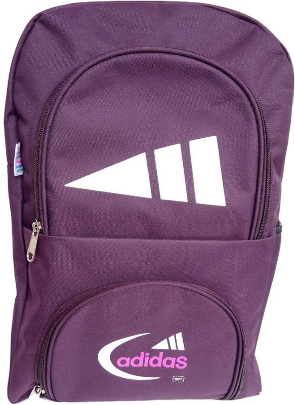 ADIDAS adidas5335 21 L Backpack(Purple)