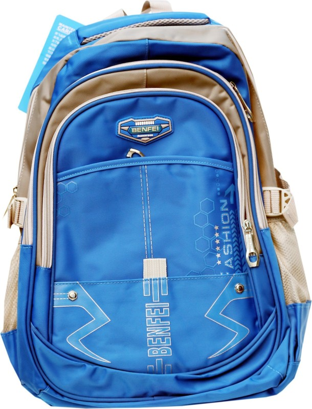 6ixtech Casual Backpack 23 L Backpack(Blue)