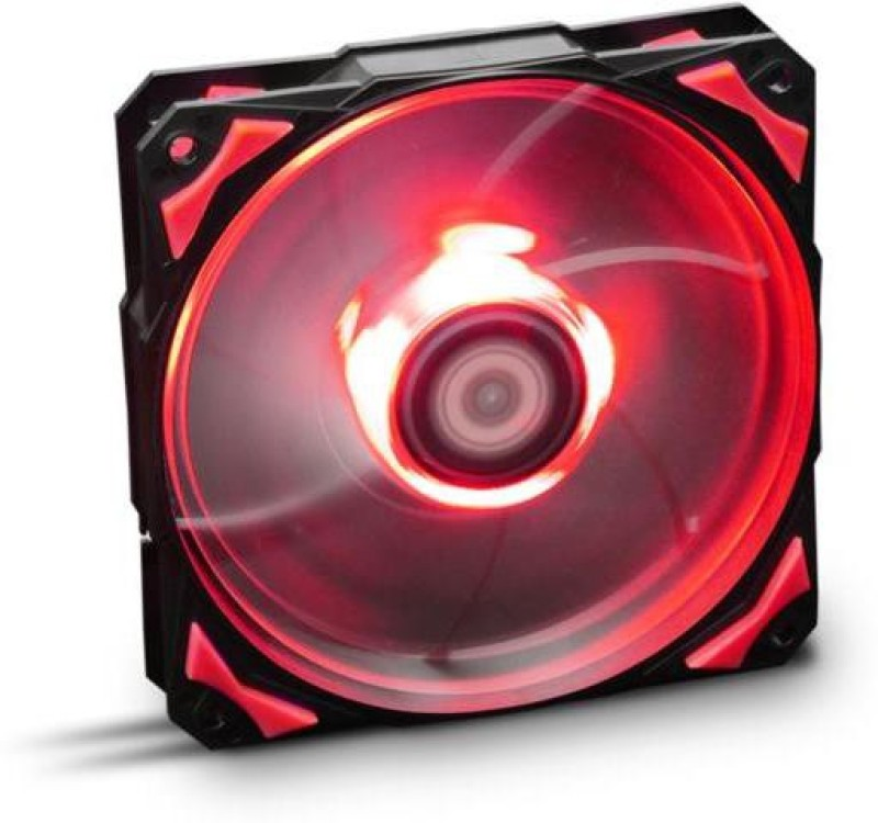 Cooler Master SICKLE FLOW RED Cooler(Red)