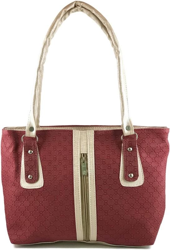 Ferishta Women Maroon Shoulder Bag