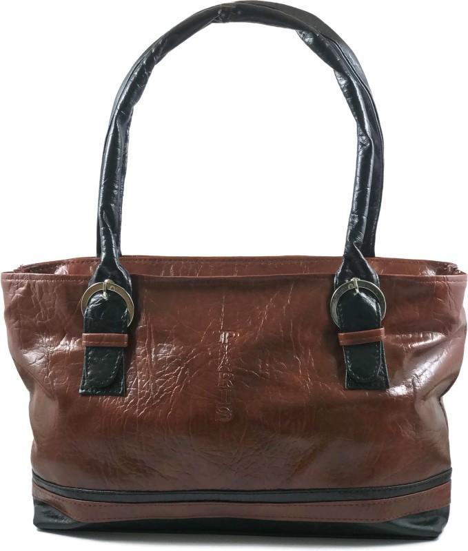 Ferishta Women Brown Shoulder Bag