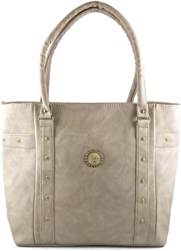 Ferishta Women Beige Shoulder Bag