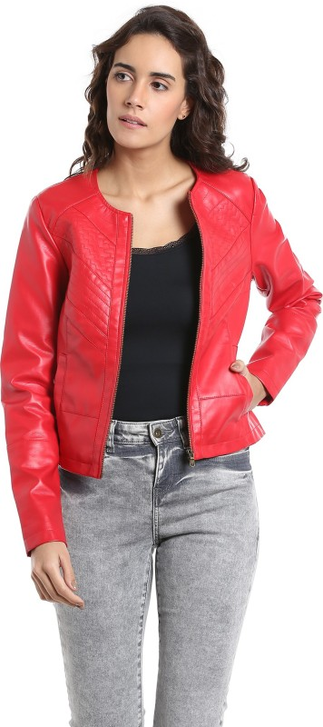 Vero Moda Full Sleeve Solid Women Jacket