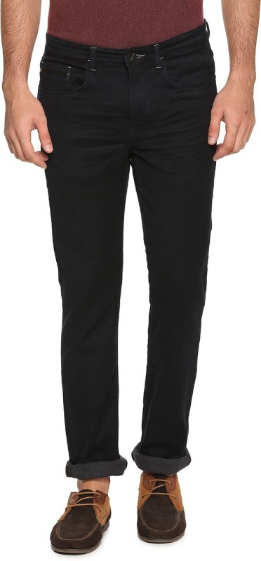 Van Heusen Regular Men Black Jeans
