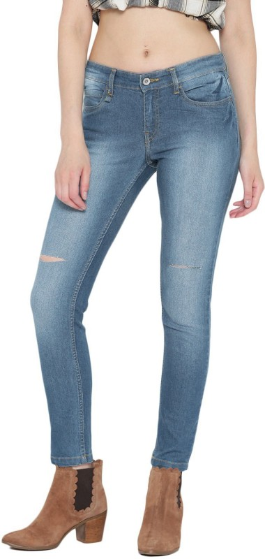 Roadster Slim Women Blue Jeans