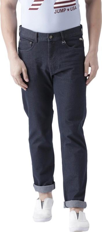 JUMP USA Regular Men Dark Blue Jeans
