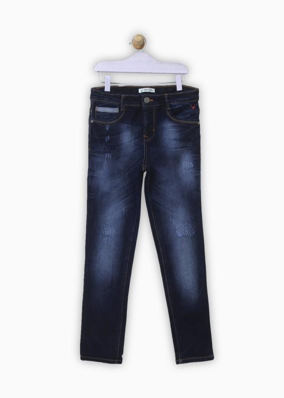 Allen Solly Regular Men Blue Jeans