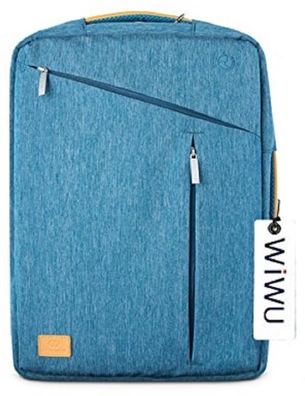 wiwu 15.6 inch Laptop Backpack(Blue)