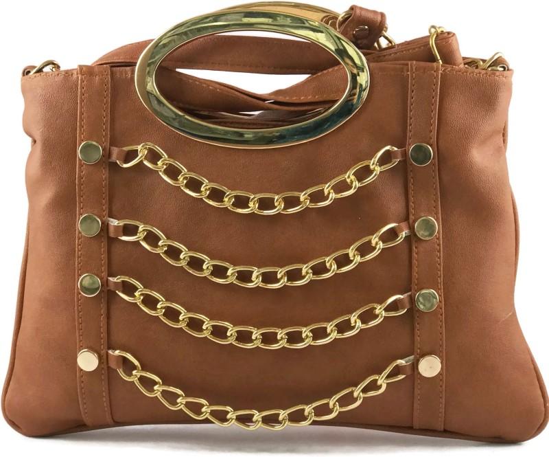 Ferishta Brown Sling Bag