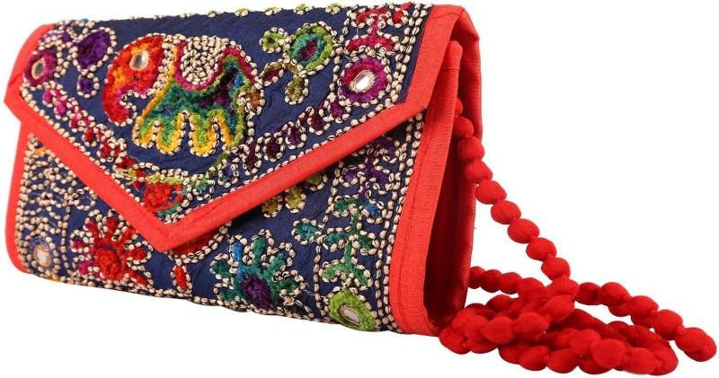 Craft Trade Blue Sling Bag