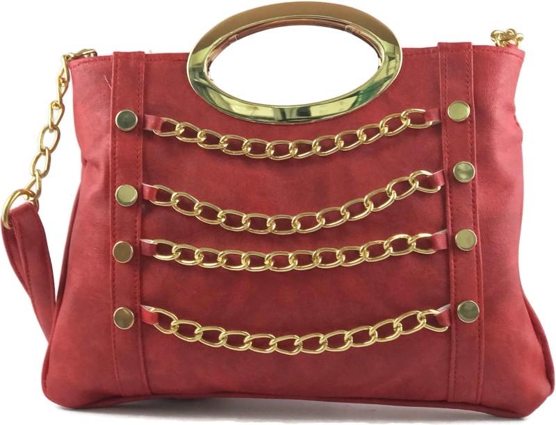 Ferishta Maroon Sling Bag