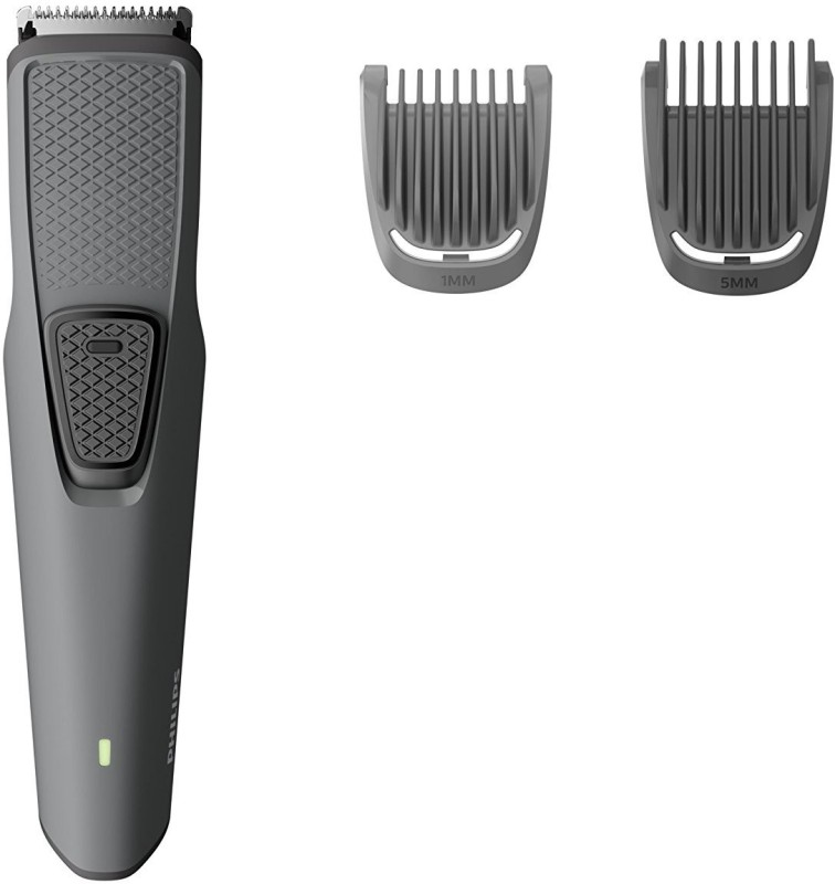 Philips BT1210 Cordless Trimmer for Men(Grey)