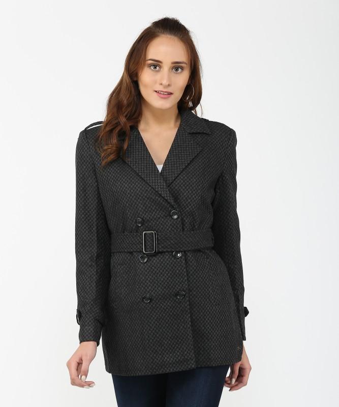 U.S. Polo Assn Wool Poly Blend Coat
