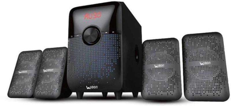 Unique4Ever UBON MAMBO SERIES ( Multimedia Speaker System HT-4020 4.1 Home Cinema, Tower Speaker, Soundbar(SD)
