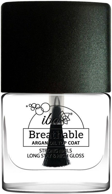 Iba Halal Care Breathable Argan Oil Enriched Top Coat 01
