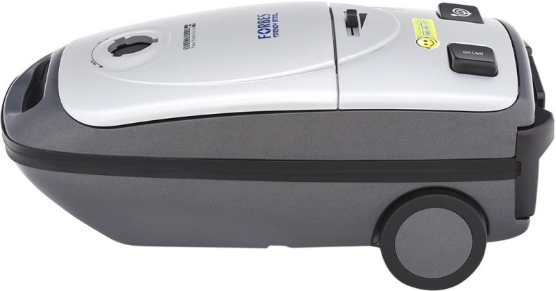 Forbes Trendy Steel Dry Vacuum Cleaner(Steel Grey)