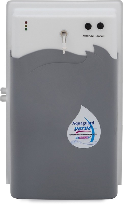 Aquaguard Total Verve UV Water Purifier(Grey, White)