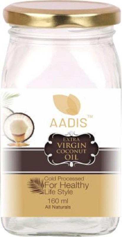 Aadis Extra Virgin Coconut Hair Oil(160 ml)