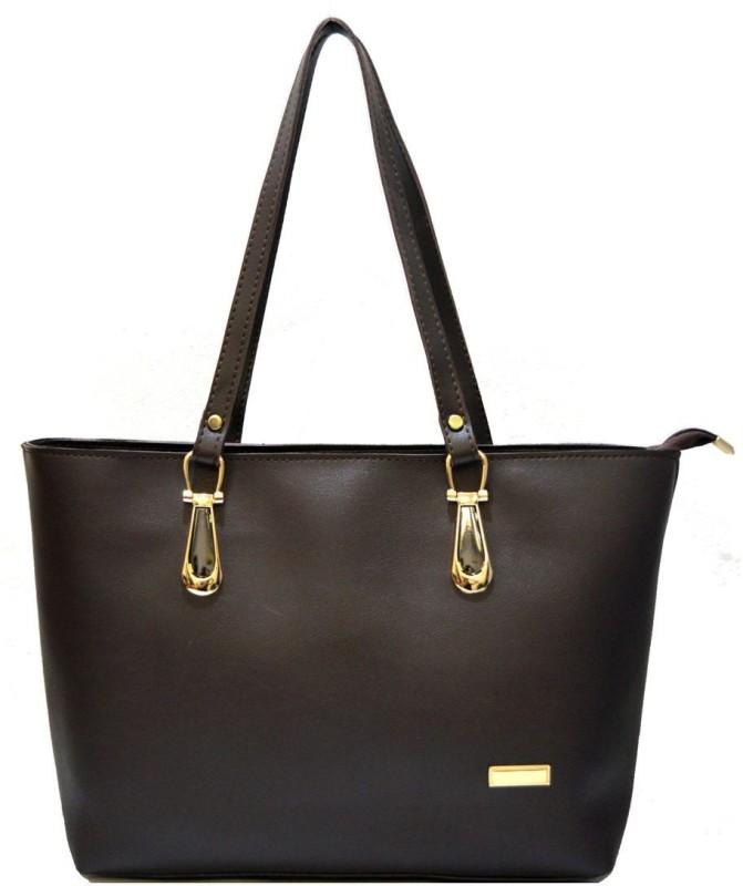 BAGIZZA Women Brown Hand-held Bag