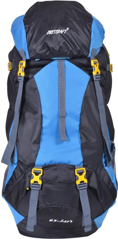 Justcraft Force Rucksack - 65 L(Blue)