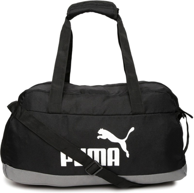 Puma Phase duffel Travel Duffel Bag(Black)