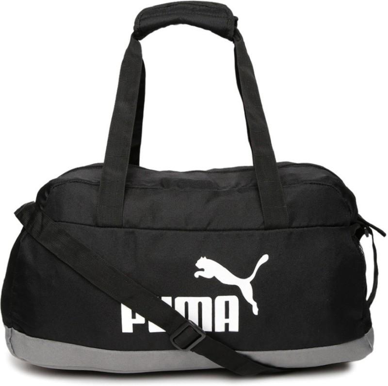 Puma Phase duffel Travel Duffel Bag(Black)