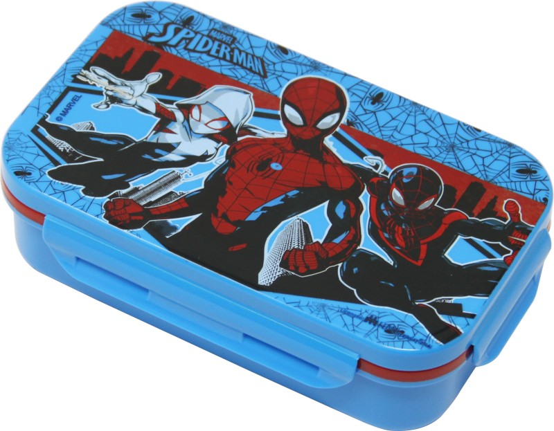 Marvel Marvel GENUINE LICENSED SPIDERMAN LUNCH BOX INSIDE STAINLESS STEEL - HMRPLB 00793-SPM 1 Containers Lunch Box 1 Containers Lunch Box(550 ml)