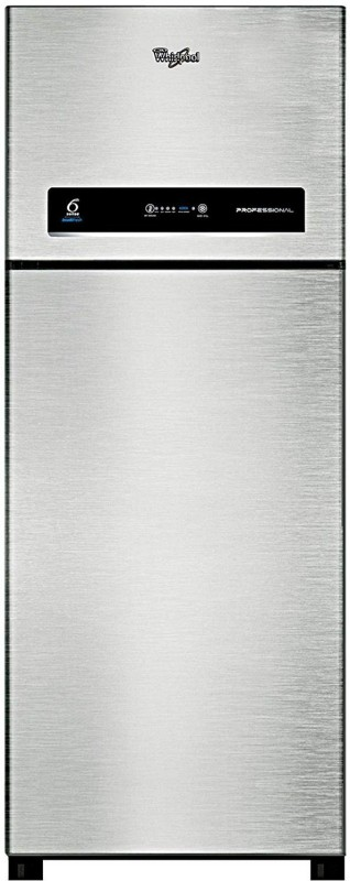 Whirlpool 405 L Frost Free Double Door 2 Star Refrigerator(Alpha Steel, PRO 425 ELT 2S)